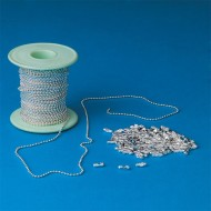 Bead Chain Connectors (pack of 100)