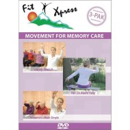 Movement for Memory Care DVD Set (set of 3)