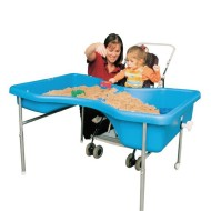 Wheelchair Accessible Sand and Water Table