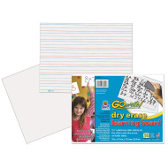 GoWrite!® Dry-Erase Learning Board (pack of 30)