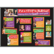 Bully Prevention Bulletin Board Kit (kit of 14)