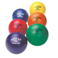 Gator Skin® Dodgeballs  (set of 6)
