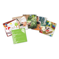 Snapshots™ Critical Thinking Cards (pack of 40)