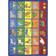 Animal Phonics Carpet, 7