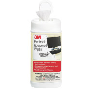 3M™ Electronic Equipment Wipes (tub of 80)