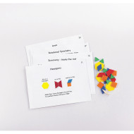 Advanced Pattern Block Cards