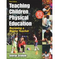 Teaching Children Physical Education, Third Edition Book