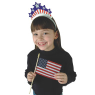 US Flags  (pack of 12)