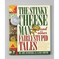 The Stinky Cheese Man Book