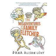 The Misadventures of The Family Fletcher Book