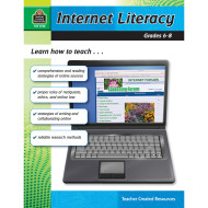 Internet Literacy Resource Guide: Grades 6-8