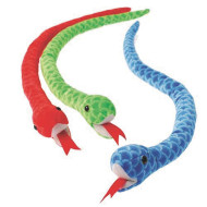"Scaly Snakes Assorted, 24"" (pack of 12)"