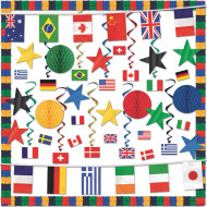 International Decorating Easy Pack (pack of 40)