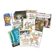 Recommended Books for Grade 4 (set of 10)