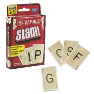 Scrabble Slam Card game