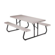Lifetime Folding Picnic Table