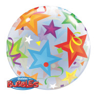Bubble Balloon: Brilliant Stars 22""