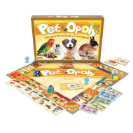 Pet-Opoly Game