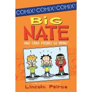 Big Nate: What Could Possibly Go Wrong Book