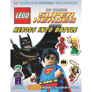 Ultimate Sticker Collection: LEGO® DC Comics Super Heroes