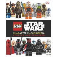 LEGO® Star Wars™ Character Encyclopedia Book: Updated and Expanded