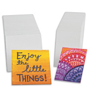 Mini Canvas Panel (pack of 60)