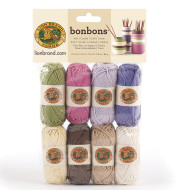 Bonbons® Mini Cotton Yarn Pack - Nature Themed (pack of 8)