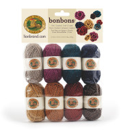 Bonbons® Mini Acrylic Yarn Pack - Party Themed (pack of 8)