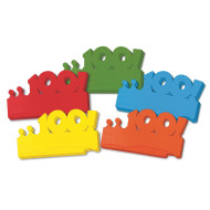 100 Day Paper Crowns (pack of 25)