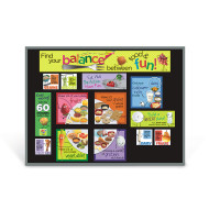 MyPlate Kids Bulletin Board Kit