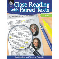 Close Reading with Paired Texts Grade 5