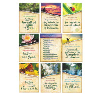 Beatitudes Bulletin Board Poster Set