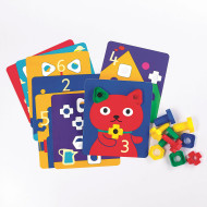 Nuts and Bolts Activity Cards (set of 12)