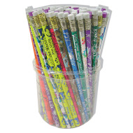 Inspirational Pencil Assortment (tub of 144)