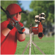 Heater Sports™ Junior Real Baseball Pitching Machine