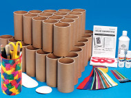 Collage Containers Craft Kit  (makes 48)