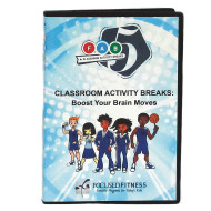 Focused Fitness Fab 5® Classroom Activity Breaks DVD II