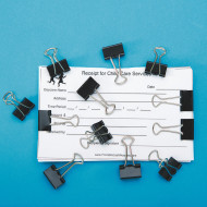 Small Binder Clips (box of 12)