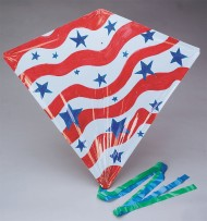 Diamond Kites Craft Kit (makes 12)