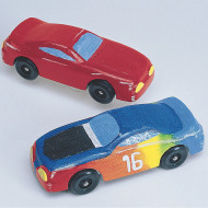 Racey Racers Craft Kit (makes 24)