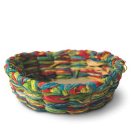Raffia Basket Craft Kit (makes 24)