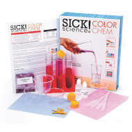 Sick Science: Color Chemistry Kit
