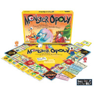 Monster-Opoly Game