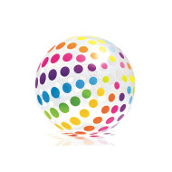 "Polka Dot 42"" Beach Ball"