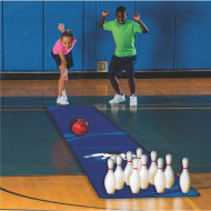 Bowling Easy Pack, 2-1/2lb. Ball & 20ft. Carpet