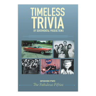 Timeless Trivia DVD - Episode 2 - The Fabulous Fifties