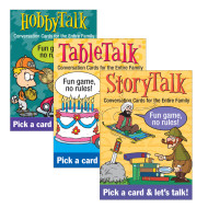 TableTalk® Card Set (set of 3)