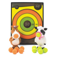 Squeeze Popper and Sticky Target Set