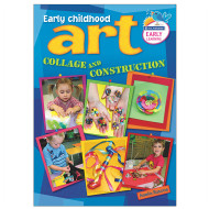 Early Childhood Art: Collage and Construction Book