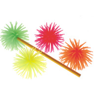 Puffer Ball Pencil Toppers (pack of 12)
